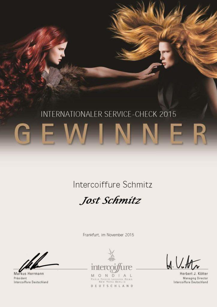 Jost Schmitz Service-Check 2015