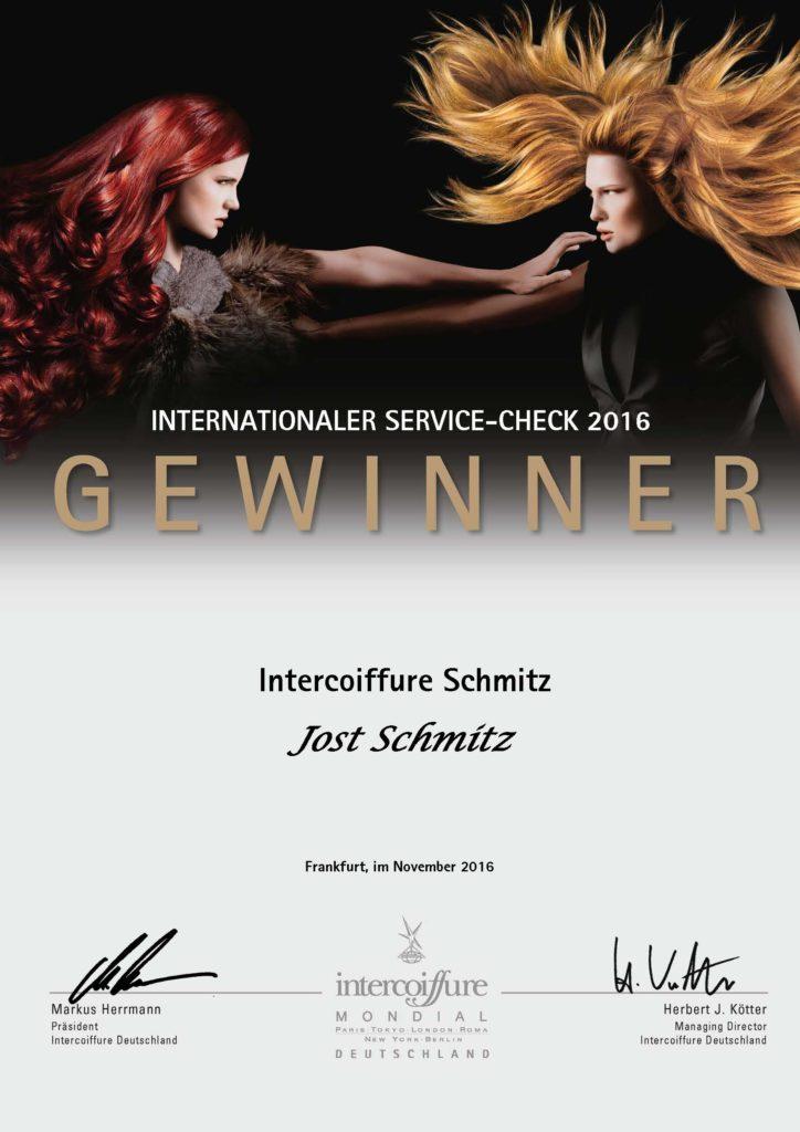 Jost Schmitz Service-Check 2016